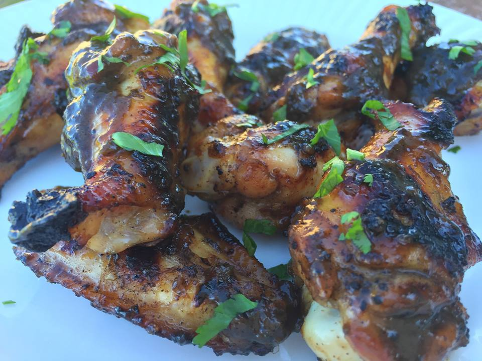 Jerk Wings