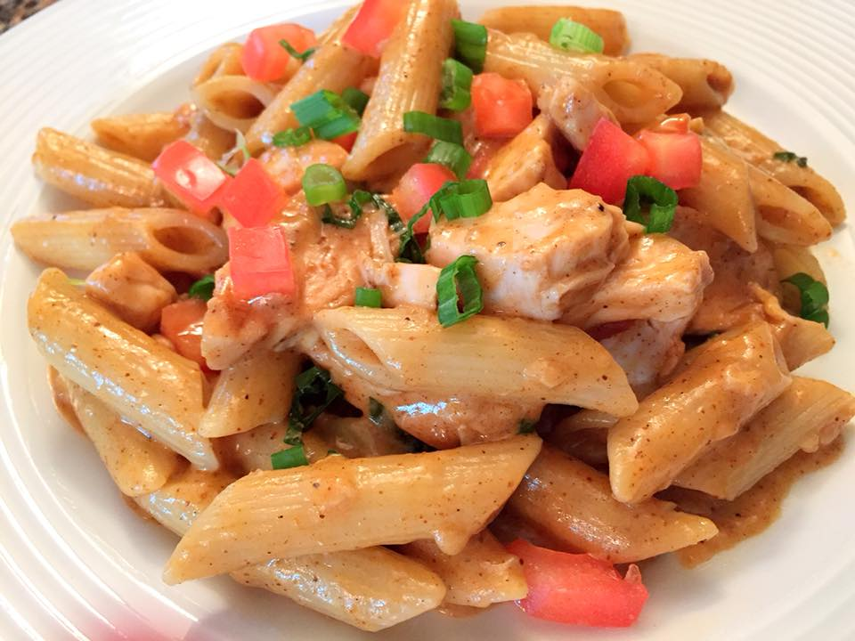 Firebirds Chicken Pasta